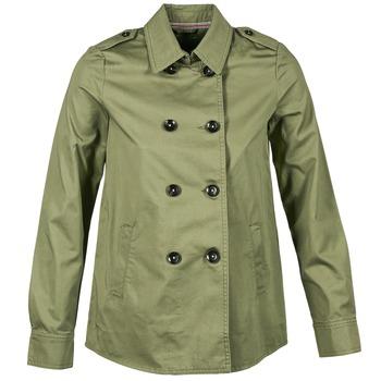 Oblečenie Ženy Bundy  Benetton TUNALI Kaki