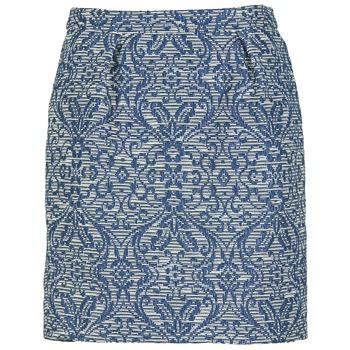 Oblečenie Ženy Sukňa Benetton LORDINA Námornícka modrá