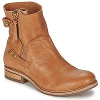 Topánky Ženy Polokozačky Koah DUSTIN ťavia hnedá