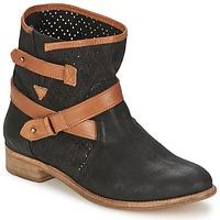 Topánky Ženy Polokozačky Koah FRIDA čierna