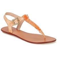 Topánky Ženy Sandále Koah MARTINAH Svetlá telová / Oranžová