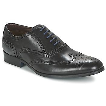 Topánky Muži Richelieu Clarks BANFIELD LIMIT čierna