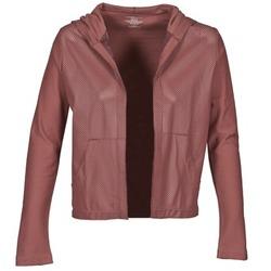 Oblečenie Ženy Saká a blejzre Majestic 3103 Ružová