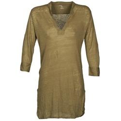 Oblečenie Ženy Tuniky Majestic 530 Kaki