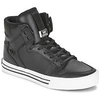 Topánky Členkové tenisky Supra VAIDER CLASSIC čierna / Biela