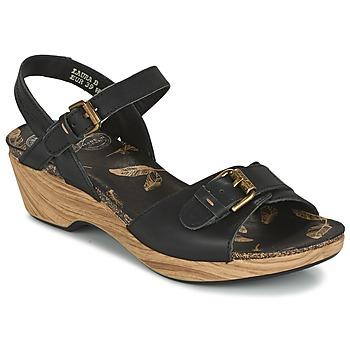 Topánky Ženy Sandále Panama Jack LAURA čierna