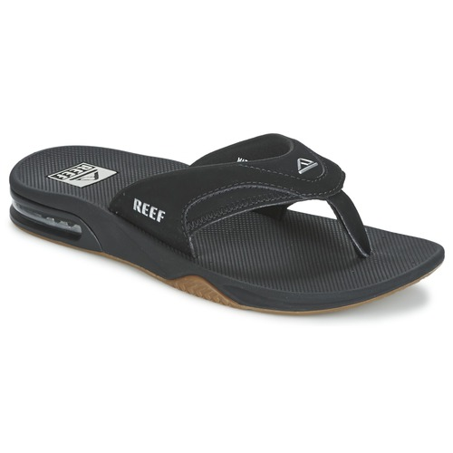 Topánky Muži Žabky Reef FANNING Čierna