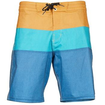 Oblečenie Muži Plavky  Billabong TRIBONG LO TIDES Modrá / Béžová