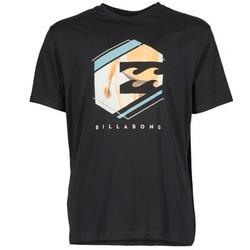 Oblečenie Muži Tričká s krátkym rukávom Billabong HEXAG SS Čierna
