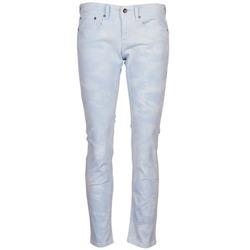 Oblečenie Ženy Nohavice päťvreckové Roxy SUNTRIPPERS TIE-DYE Modrá