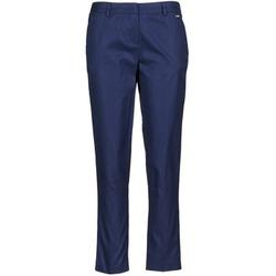 Oblečenie Ženy Nohavice 7/8 a 3/4 La City PANTD2A Modrá