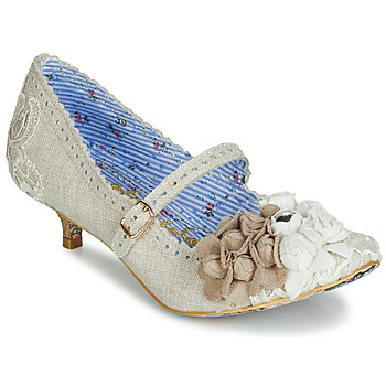 Topánky Ženy Lodičky Irregular Choice DAISY DAYZ Béžová / Viacfarebná