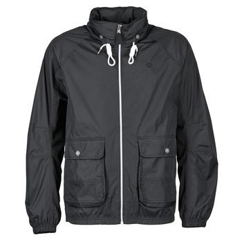 Oblečenie Muži Vetrovky a bundy Windstopper Timberland FRANKLIN HOODED JACKET Čierna