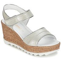 Topánky Ženy Sandále Samoa MOJILA šedá / Biela