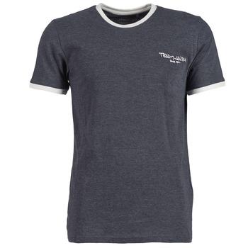 Oblečenie Muži Tričká s krátkym rukávom Teddy Smith THE-TEE Antracitová
