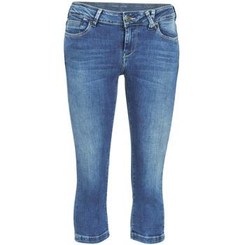 Oblečenie Ženy Nohavice 7/8 a 3/4 Teddy Smith PANDOR COURT COMF USED Modrá / MEDIUM