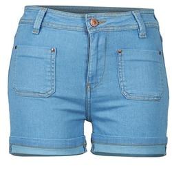 Oblečenie Ženy Šortky a bermudy School Rag SUN Modrá / Medium