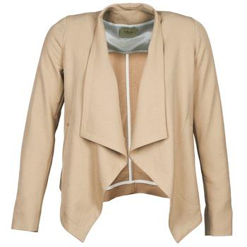 Oblečenie Ženy Saká a blejzre Lola VESTIGE Béžová