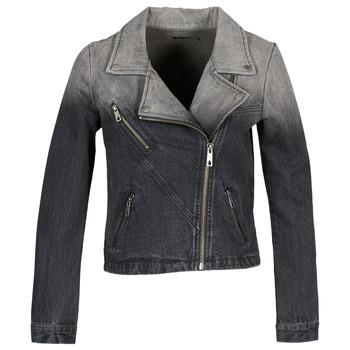 Oblečenie Ženy Džínsové bundy Volcom DENIMES Čierna
