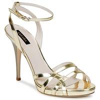 Topánky Ženy Sandále Escada AS683 Zlatá