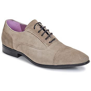 Topánky Muži Richelieu BKR KIPLIN šedá