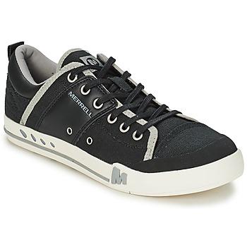 Topánky Muži Nízke tenisky Merrell RANT čierna