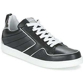 Topánky Ženy Nízke tenisky Kenzo K-FLY Čierna / Strieborná
