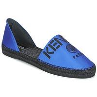 Topánky Ženy Espadrilky Kenzo D'ORSAY Modrá
