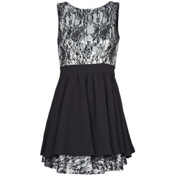Oblečenie Ženy Krátke šaty Manoukian 612539 Čierna