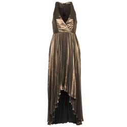 Oblečenie Ženy Dlhé šaty Manoukian 612556 Zlatá