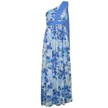 Oblečenie Ženy Dlhé šaty Manoukian 613356 Modrá
