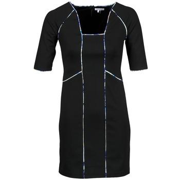 Oblečenie Ženy Krátke šaty Manoukian 613369 Čierna