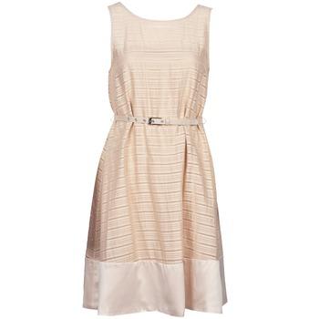Oblečenie Ženy Krátke šaty Manoukian 613374 Béžová