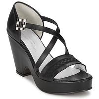 Topánky Ženy Sandále Stephane Gontard FOLIES Čierna