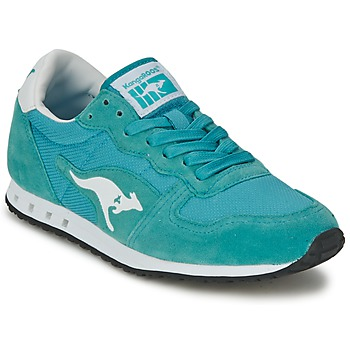 Topánky Ženy Nízke tenisky Kangaroos BLAZE III Modrá