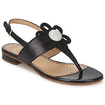 Topánky Ženy Sandále Moschino Cheap & CHIC CA16112C1ZCB čierna