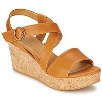 Topánky Ženy Sandále Coclico MEL ťavia hnedá