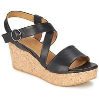 Topánky Ženy Sandále Coclico MEL Čierna