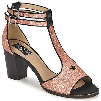 Topánky Ženy Sandále C.Petula JAIMIE Zlatá / Ružová