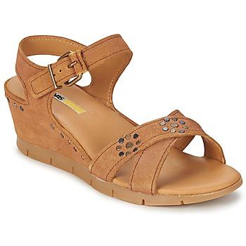 Topánky Ženy Sandále Manas  ťavia hnedá