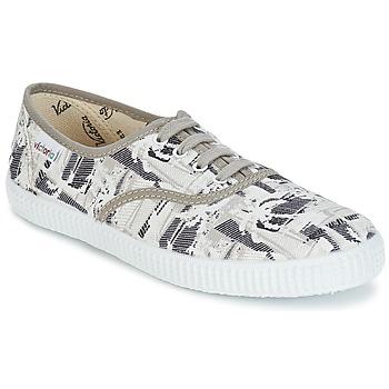 Topánky Nízke tenisky Victoria INGLES PALMERAS Béžová