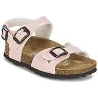 Topánky Dievčatá Sandále Betula Original Betula Fussbett JEAN Ružová
