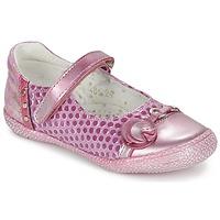 Topánky Dievčatá Balerínky a babies Babybotte KAYLINE Ružová