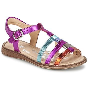Topánky Dievčatá Sandále Babybotte KIRI2 Viacfarebná