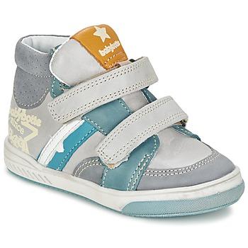 Topánky Chlapci Členkové tenisky Babybotte APPOLON šedá