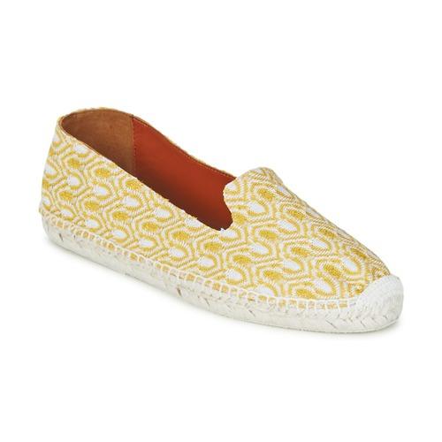Topánky Ženy Espadrilky Missoni XM029 Žltá