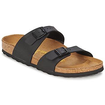 Topánky Ženy Šľapky Birkenstock SYDNEY Čierna / Matná