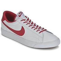 Topánky Muži Nízke tenisky Nike TENNIS CLASSIC AC ND Biela / červená