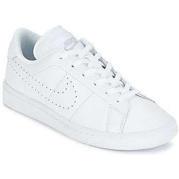 Topánky Deti Nízke tenisky Nike TENNIS CLASSIC PREMIUM JUNIOR Biela