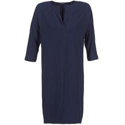 Oblečenie Ženy Krátke šaty Marc O'Polo OMBERKAF Námornícka modrá